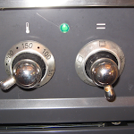 Midland Range Cooker Repairs - Ilve Function setting