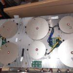 Midland Range Cooker Repairs - Induction hob under repair