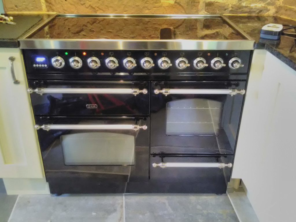 ILVE cooker -Midland Range Cooker Company